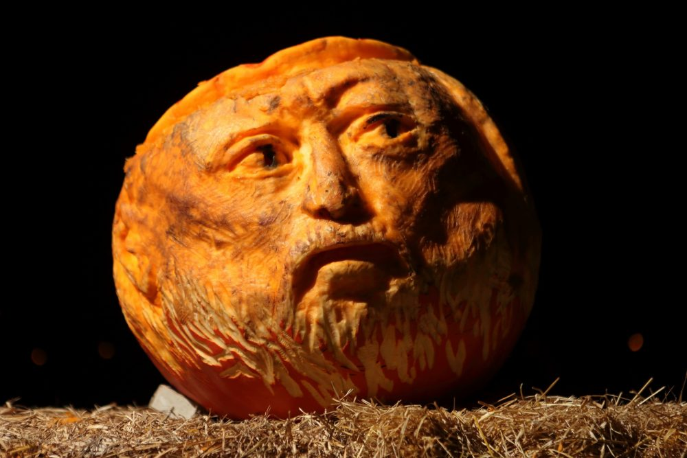 2015 aMAZing Pumpkin by Gyuri Hollosy