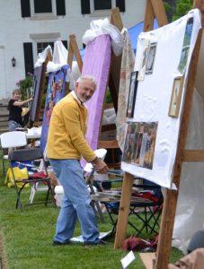 Artist George Olexa