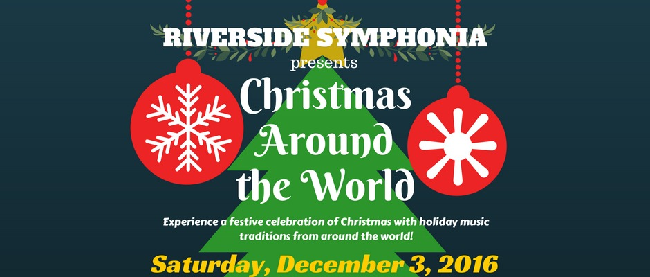 Riverside Symphonia Special Ticket Offer for Hopewell Valley Arts Council Members