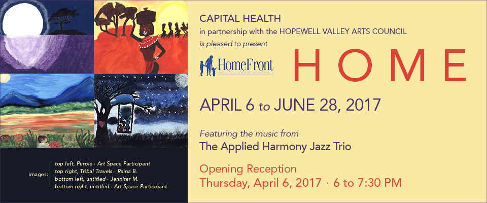 Capital Health Art Show Homefront 2017