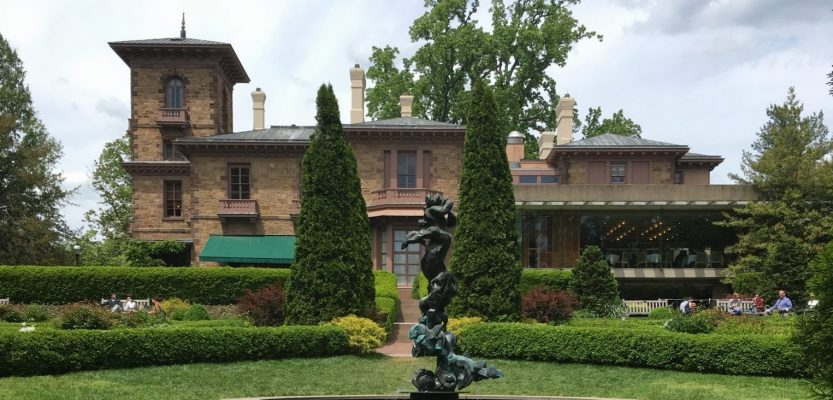 get smART Luncheon Learn to be held at Princeton University Prospect House