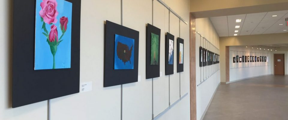 BLOOM Where You Are Planted, An Art Show at Capital Health