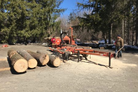 Wood Sawing Observation Event