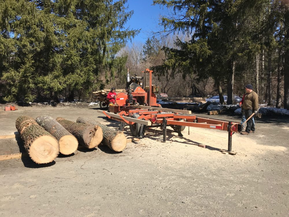 Wood Sawing Observation Event