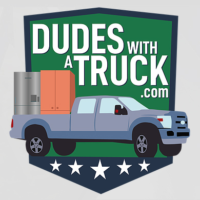 Dudes with a Truck Logo