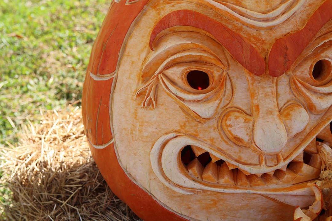 HVArts Amazing Pumpkin Carve 2019