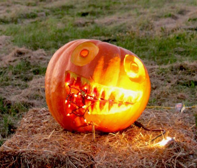 HV Arts Council Staffin Pumpkin