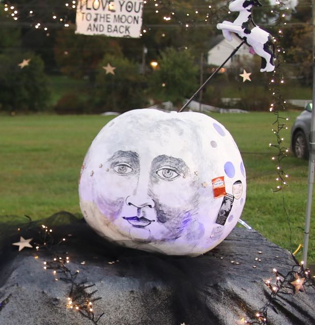 HV Arts Council NixonEllery Pumpkin