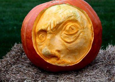 Pumpkin No. 25 Curtis May