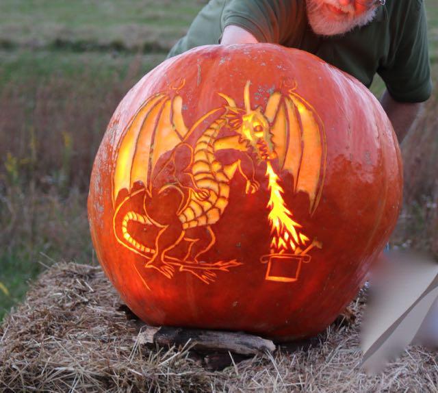 HV Arts Council Tuomari Pumpkin