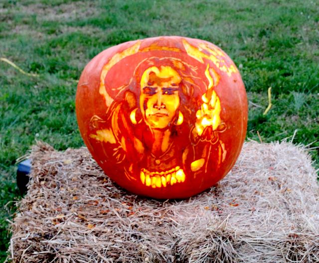HV Arts Council Slafka Pumpkin