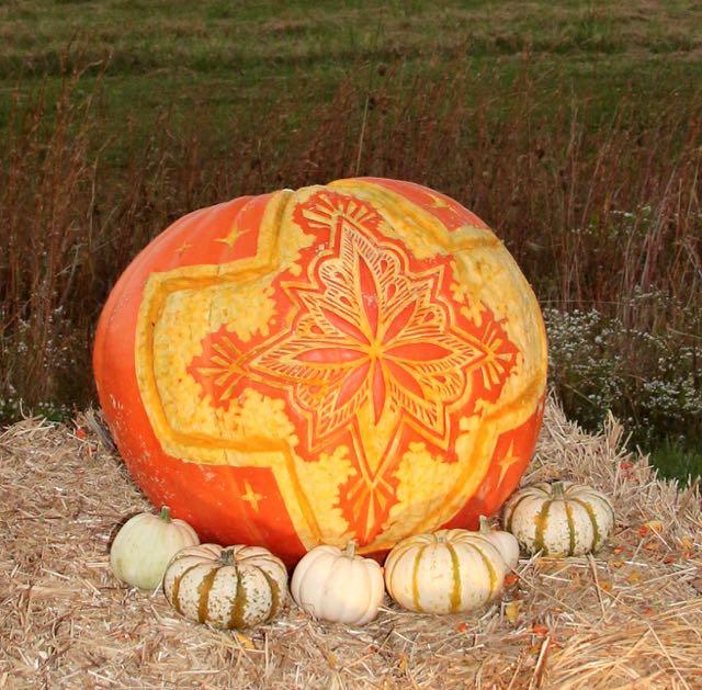 HV Arts Council Rodriguez Pumpkin