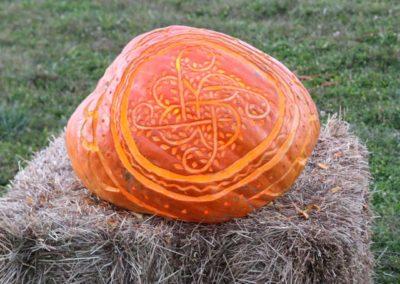Pumpkin No. 1 James Kelewae