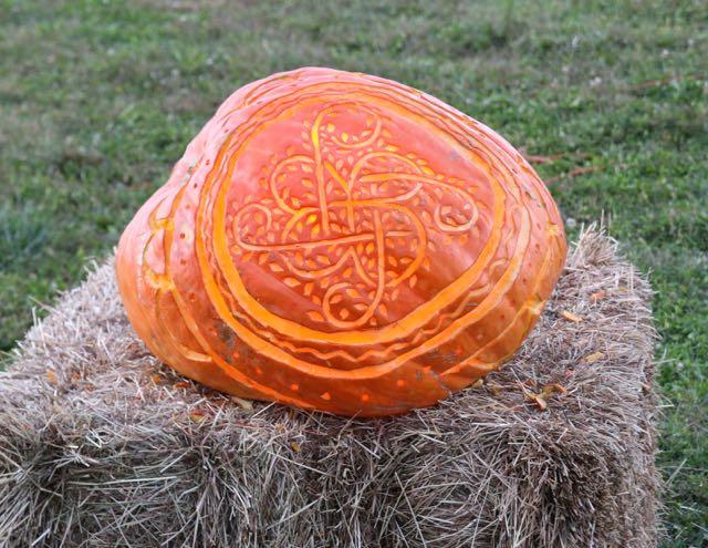 HV Arts Council Kelewae Pumpkin