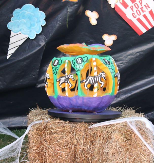 HV Arts Council Stevens Pumpkin