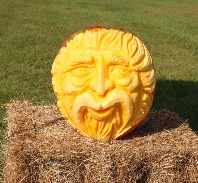 HV Arts Council Goeke Pumpkin