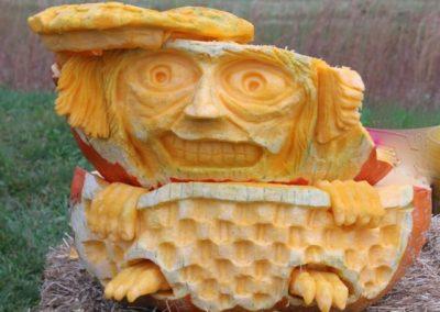 Pumpkin No. 12 John Woodard