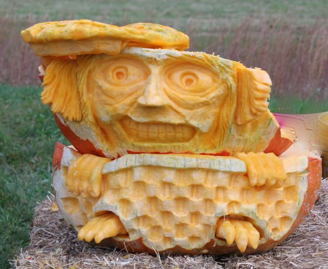 HV Arts Council Woodard Pumpkin