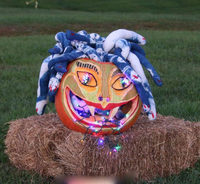 HV Arts Council Eggleston Pumpkin