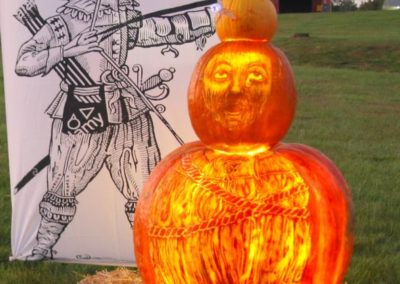 HV Arts Council Sheehan Miklos Pumpkin