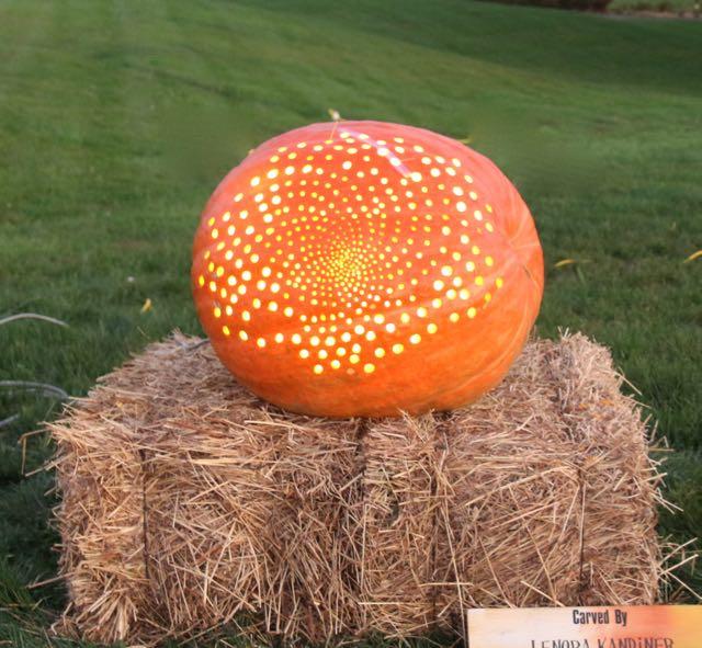 HV Arts Council KandinerCresson Pumpkin