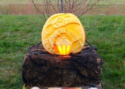 Pumpkin No. 10 Matt Derby