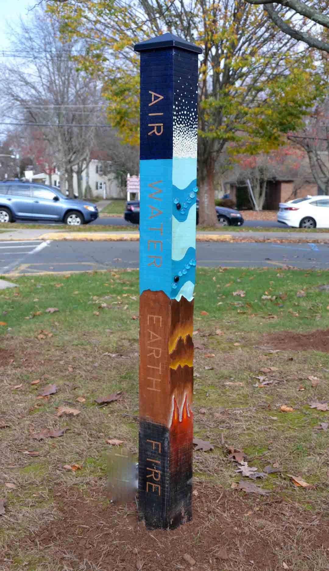 HV Arts Council Patterson Full Spire
