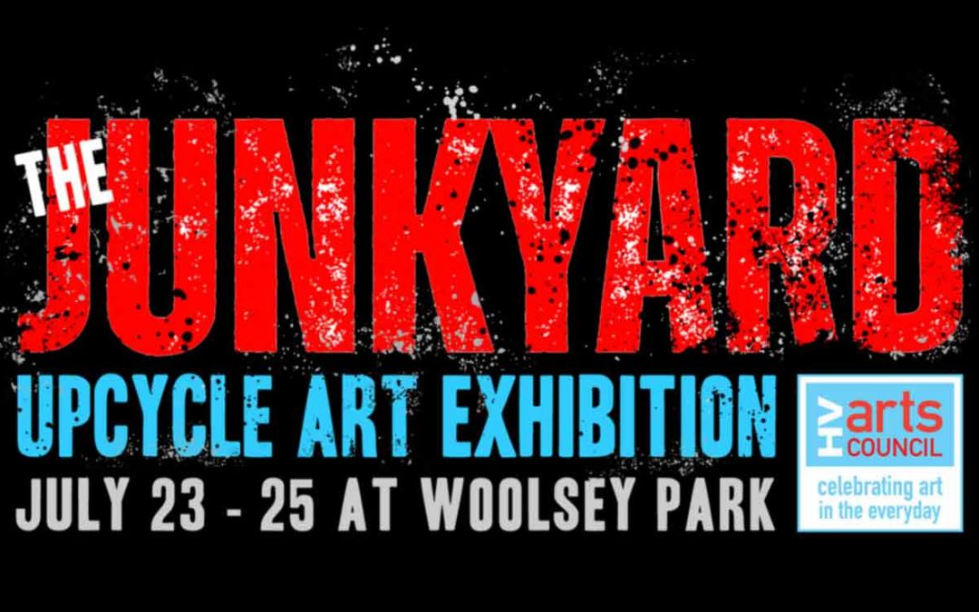 Make Junk into Art with the Hopewell Valley Arts Council