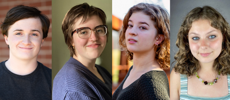 Hopewell Valley Arts Council Awards Four Scholarships to Graduating Seniors