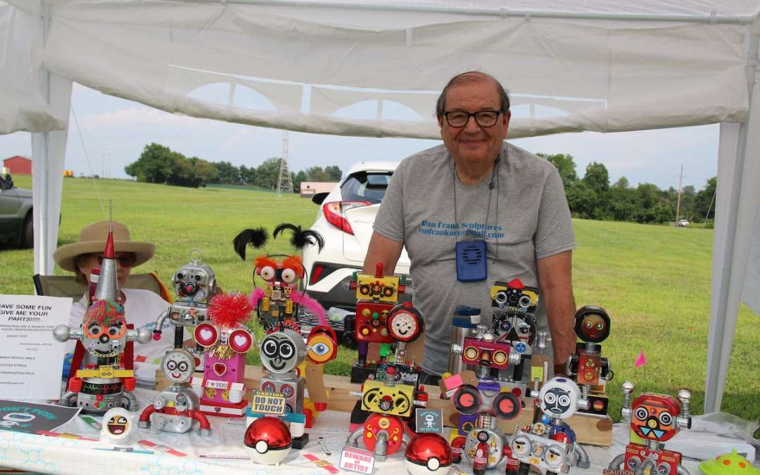 HV Arts Council celebrates its first year of The Junkyard