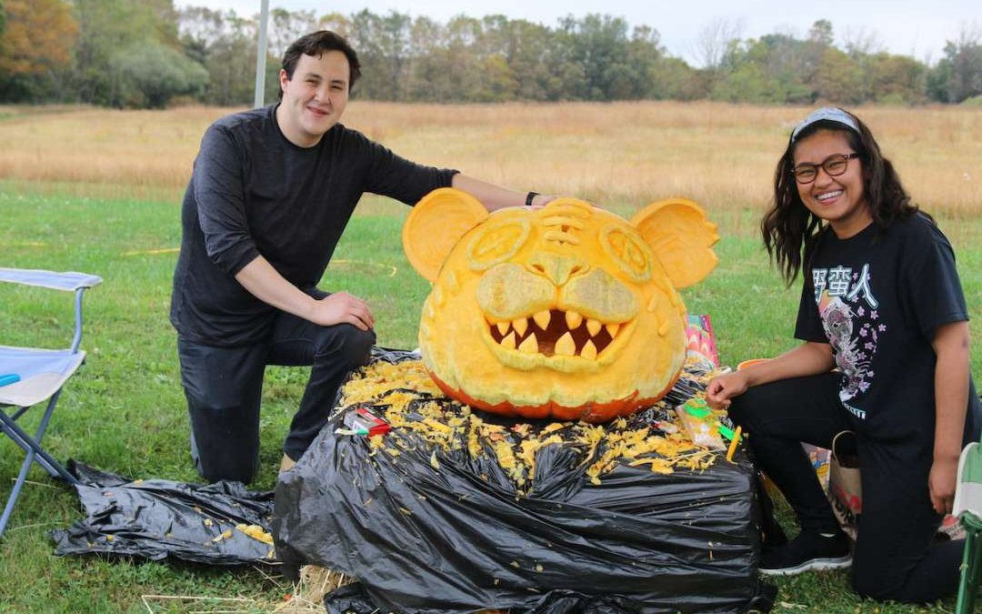 Winners: 7th Annual Hopewell Valley Arts Council's Amazing Pumpkin Carve